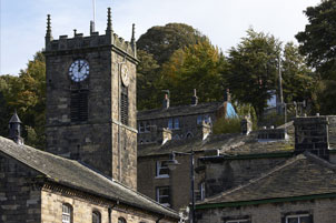 Hebden Bridge Market Town