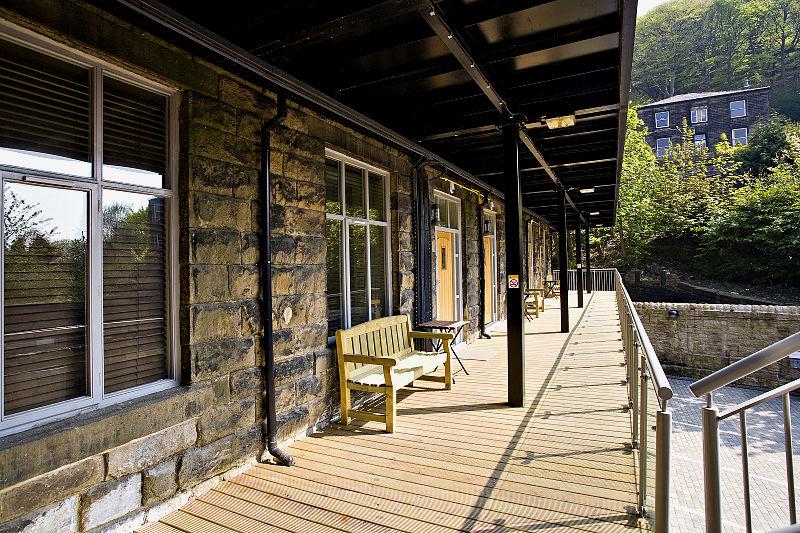Hebden Bridge Hotel Self Catering Apartments At Croft Mill