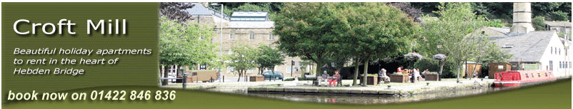 Self Catering Apartment Accommodation in Hebden Bridge